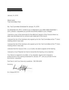 Eric - January 19 Trial Committee response and request-2
