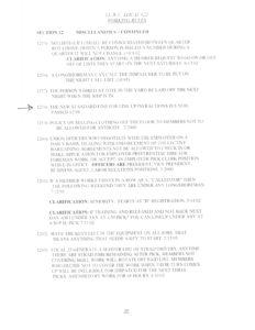 Local 23 Work Rule - Lineup violation penalty